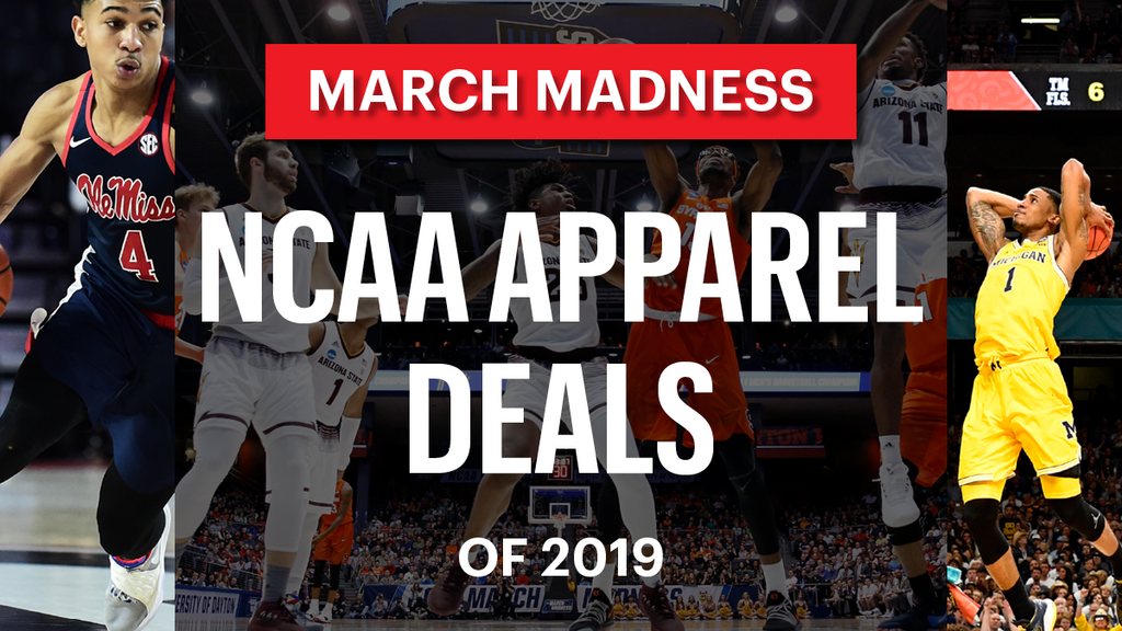 Under Armour holds several of the biggest apparel deals in March Madness