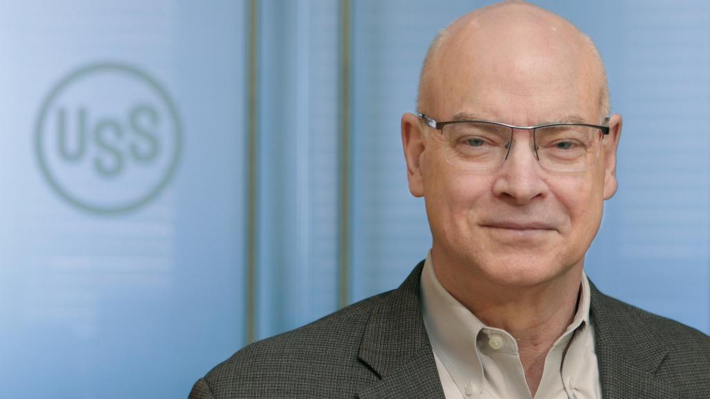 U.S. Steel CEO: Steel is 'coming alive'