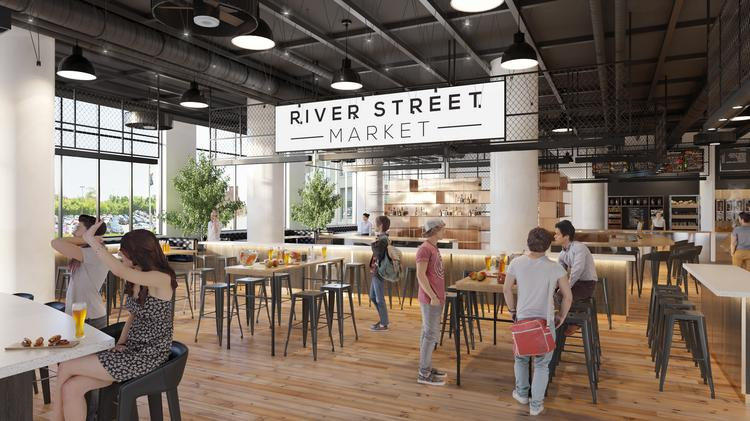 The River Street Market At The Hedley Building In Troy Will