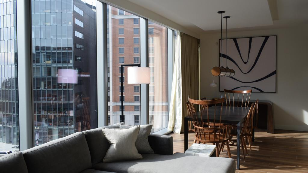 First look: Hilton's Conrad hotel debuts in D.C.