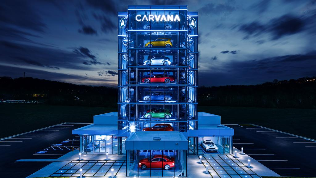 Pittsburgh gets its first car vending machine