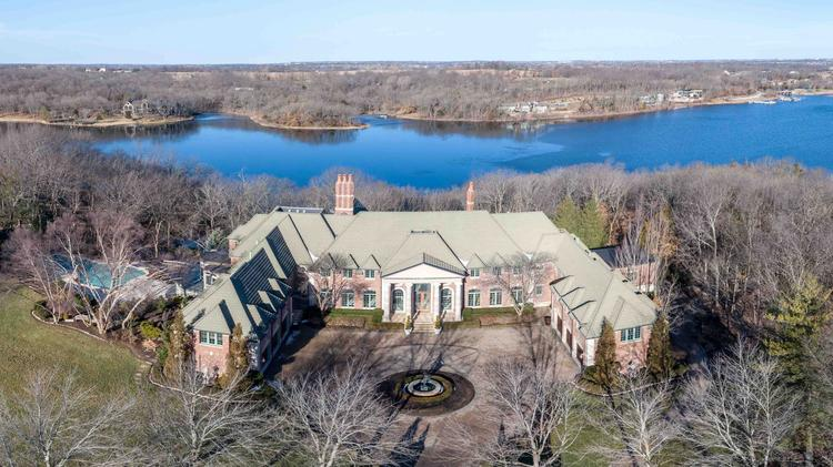 Online auction aims to sell Patterson's Loch Lloyd estate