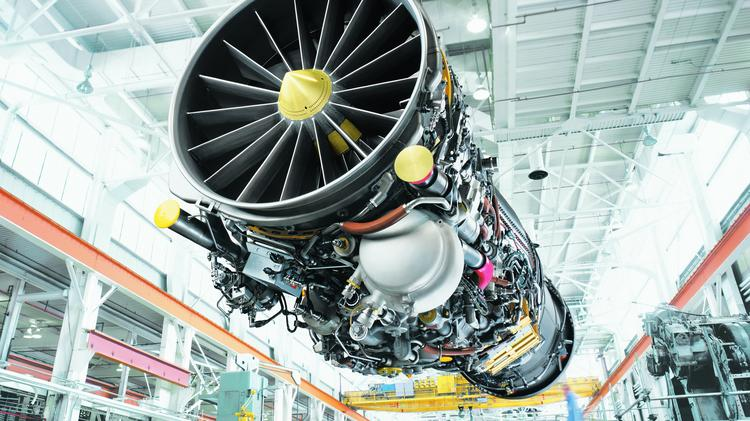 Last week, GE warned of lower overall profits in the coming year, but singled out its aviation division as the only one that will grow in both revenues and profitability this year.