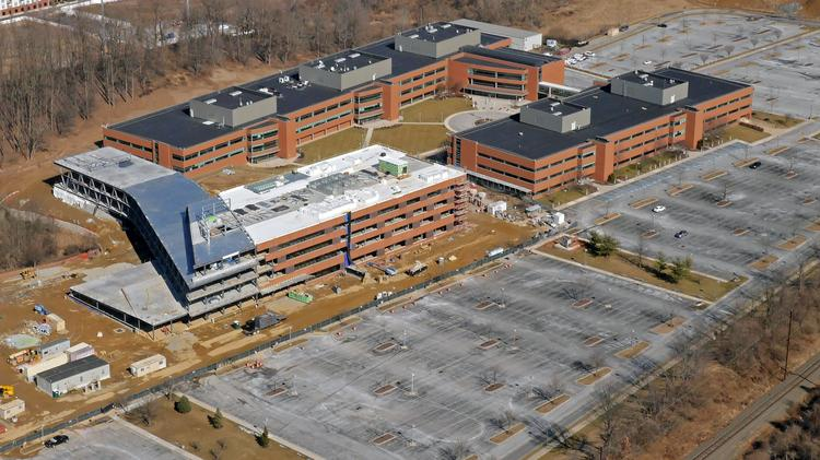 Vanguard Group set to open new Malvern building in fourth