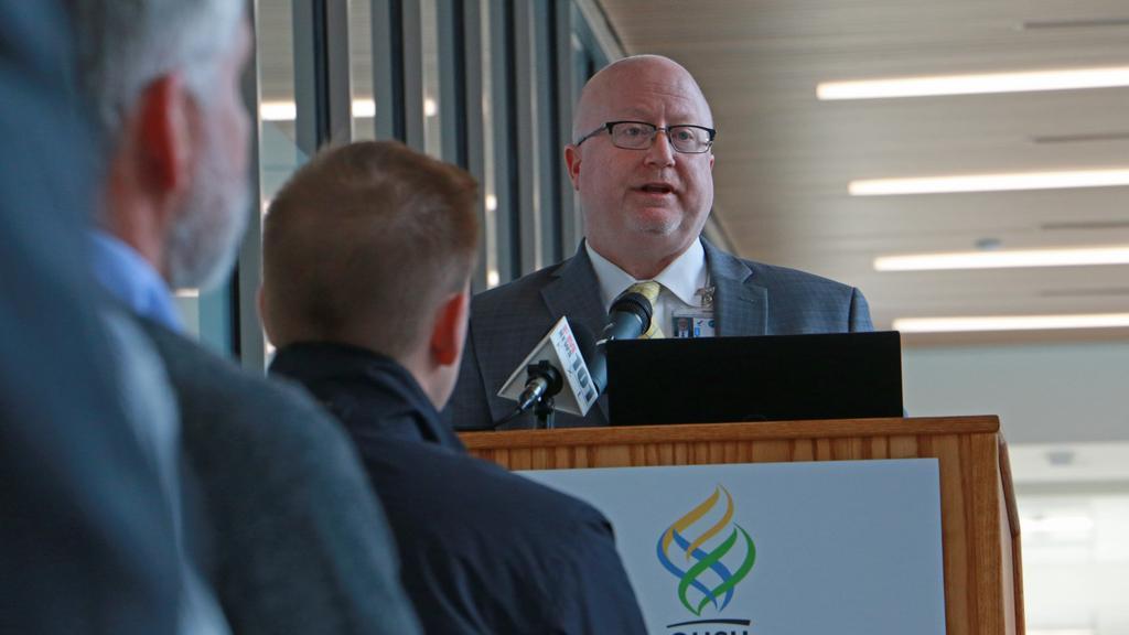 OHSU dedicates sky bridge at newest South Waterfront clinical building (photos)