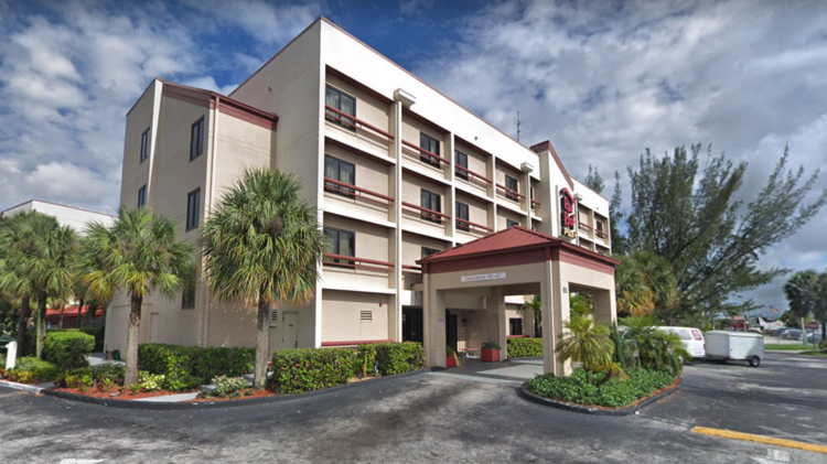 Baywood Hotels Acquired The Red Roof Plus Hotel At 3401 N W 42nd Ave In Miami