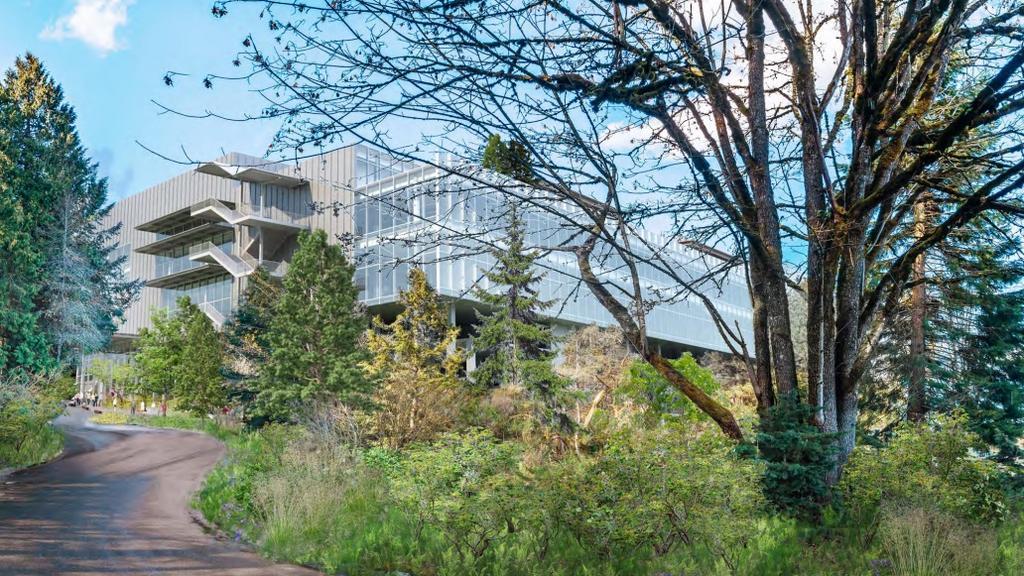 Here's what happened when Frank Gehry met Mark Zuckerberg to discuss Building X