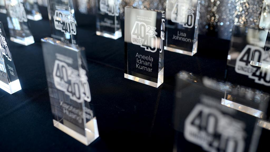 Who's who at MSPBJ's 2019 40 Under 40 awards event (Slideshow)