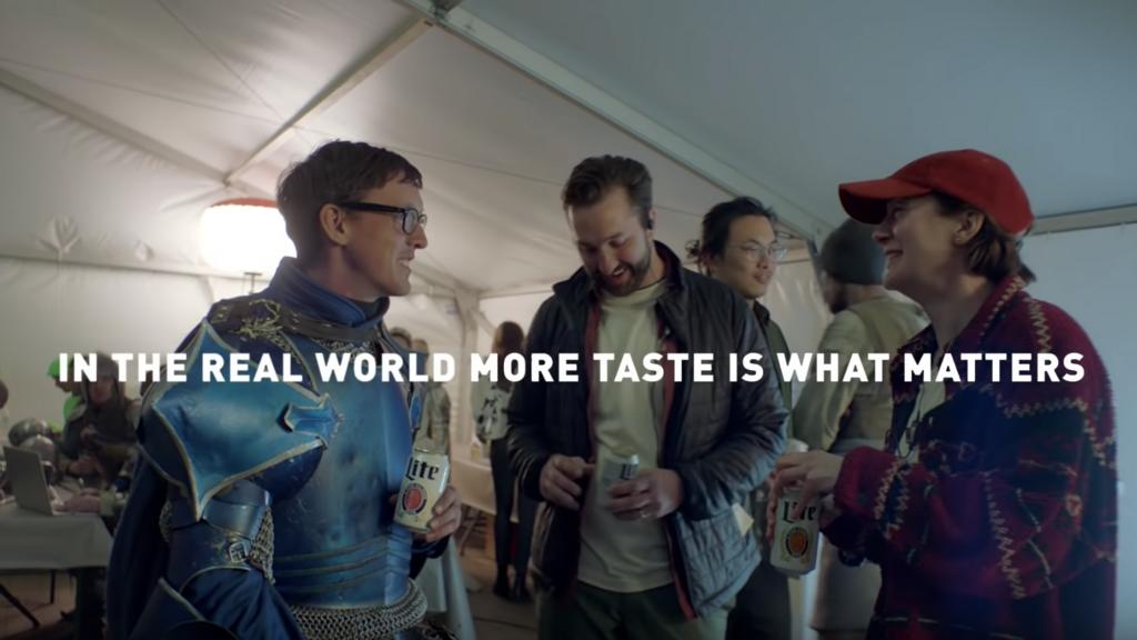 Miller Lite VP breaks down new ad responding to Bud Light