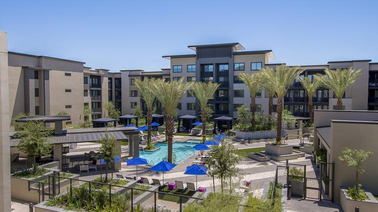 Apartments Continue To Like Hotcakes In Metro Phoenix