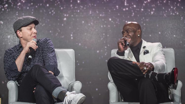 Gavin Degraw Donald Driver Highlight Driven To Achieve Awards