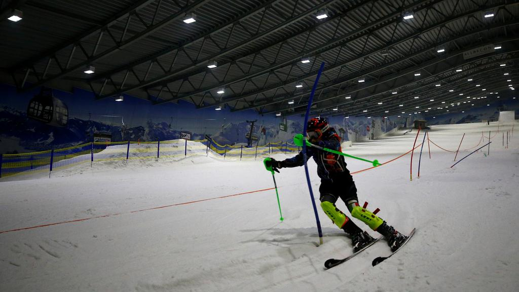 No mountain? No problem. Indoor ski resort eyes Fairfax County for first U.S. facility.