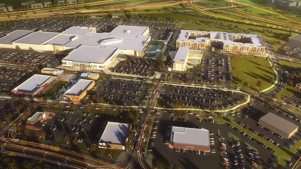 As 3 new tenants sign on at Red Bird Mall, here's what's next for the development