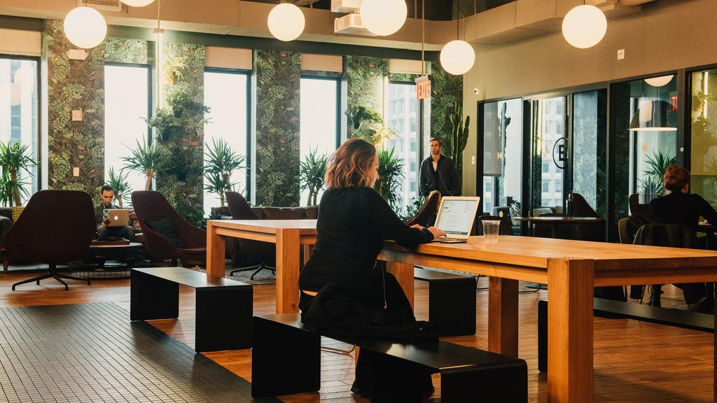 WeWork leases leave landlords exposed to $40bn rent