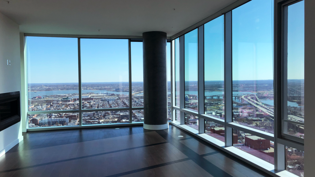 First look inside the penthouses of 414 Light Street