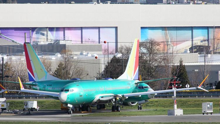Resultado de imagen para boeing 737 max grounded