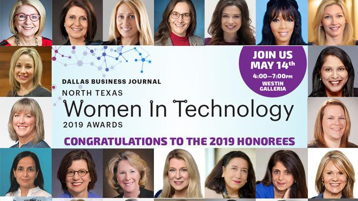 Meet the 2019 Women in Technology honorees