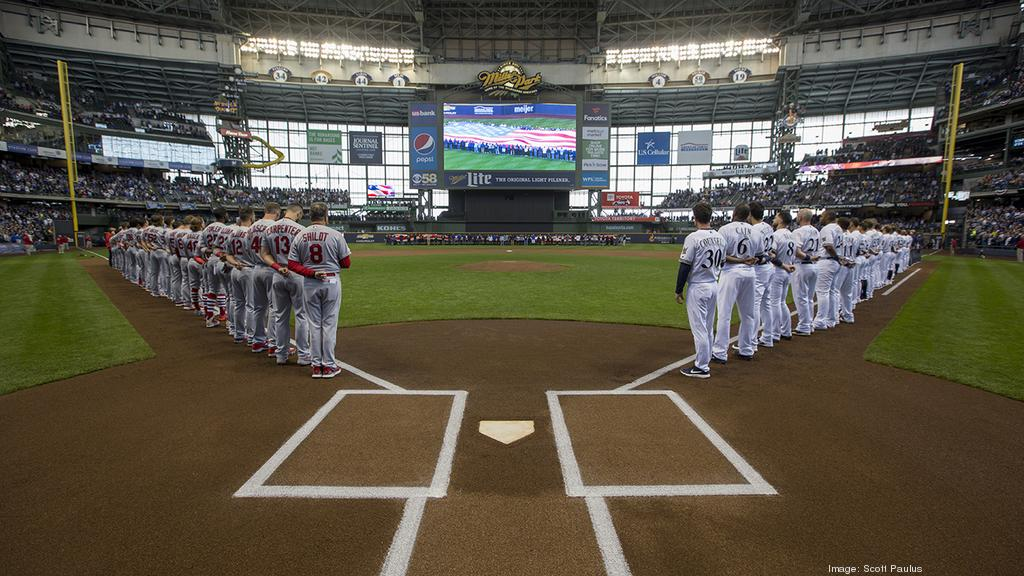 Mild weather, a win and stoked fans for Brewers Opening Day: Slideshow