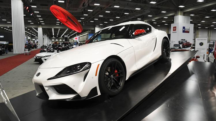 Dallas Auto Show >> Go Inside The 2019 Dfw Auto Show Photos Dallas Business