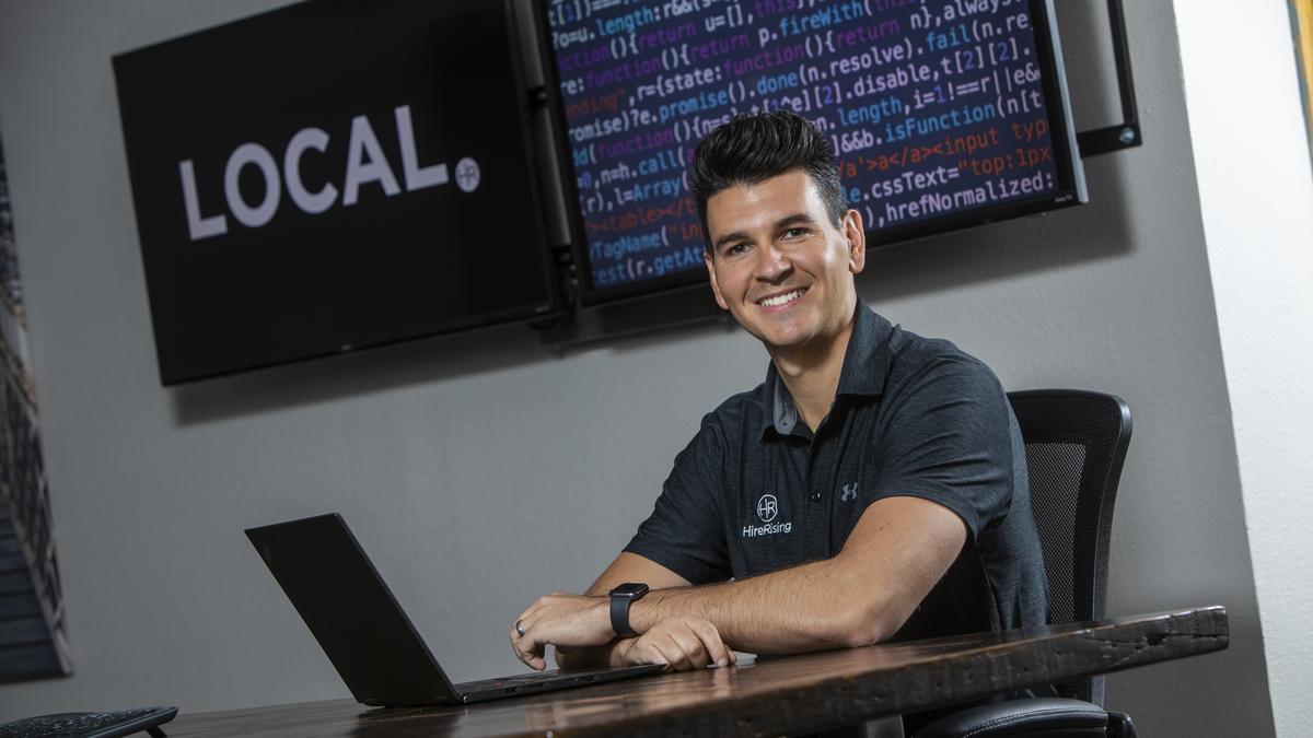 Graham Greytak starts HireRising to recruit tech talent ...