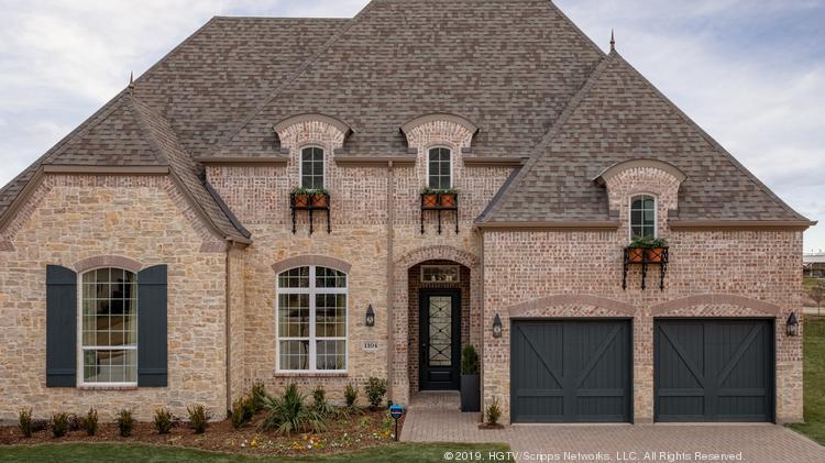 Hgtv Debuts Smart Home In Roanoke Texas Photos Dallas Business
