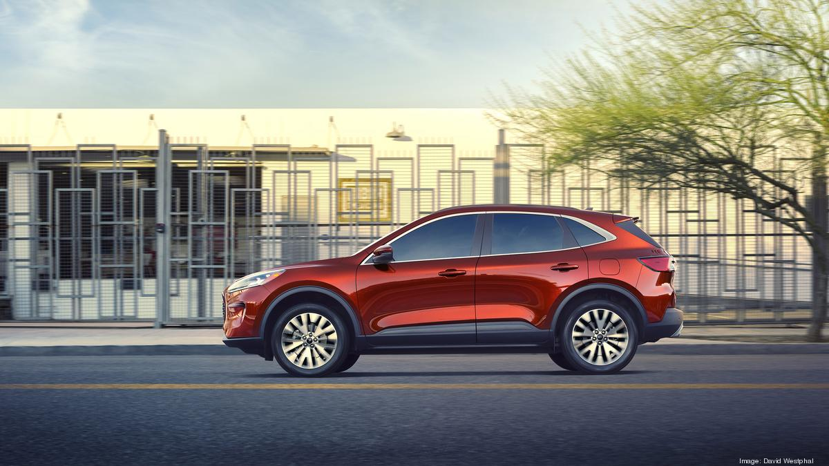 2020 Escape SUV debuts (PHOTOS) - Denver Business Journal
