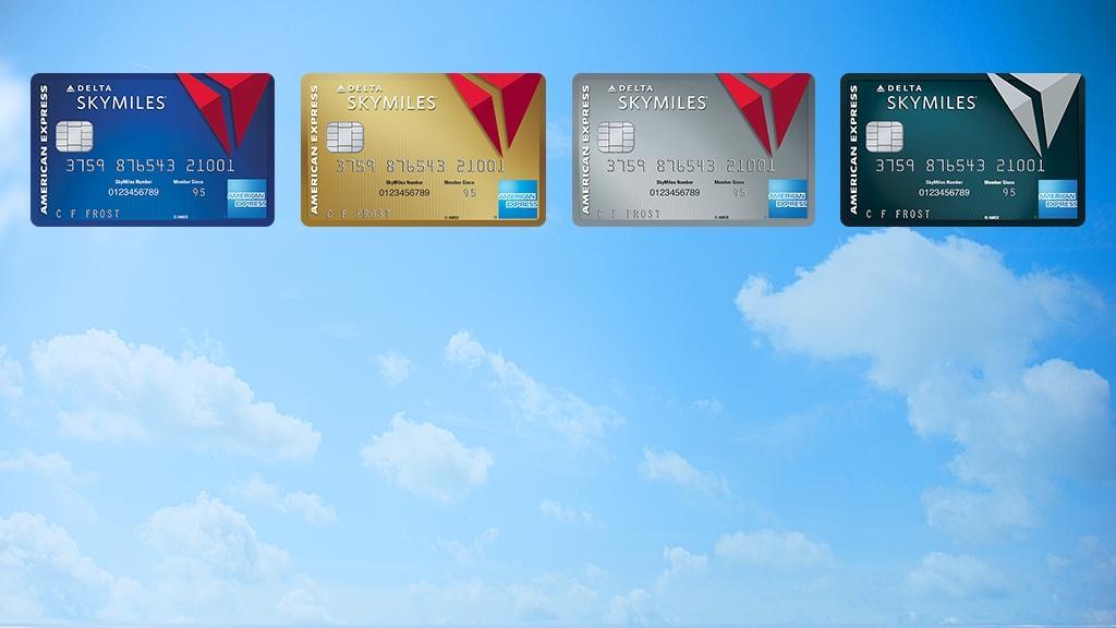 Delta American Express Login >> Delta And American Express Renewing Credit Card Partnership
