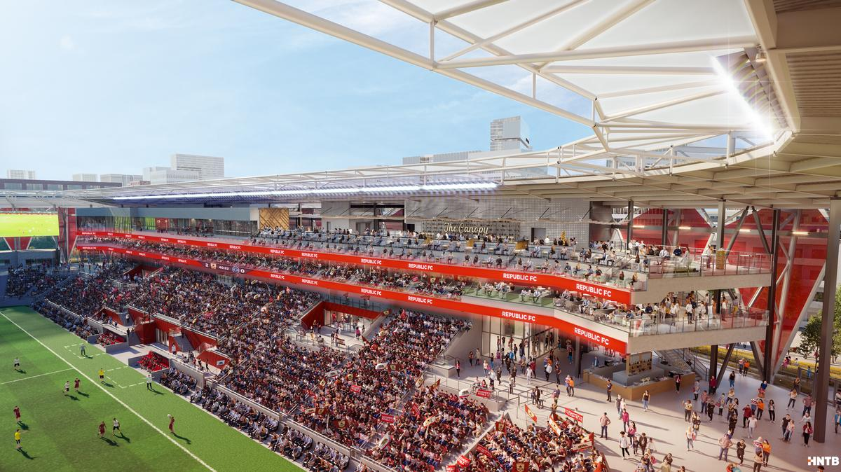 Republic FC taking deposits for stadium suites - Sacramento Business Journal