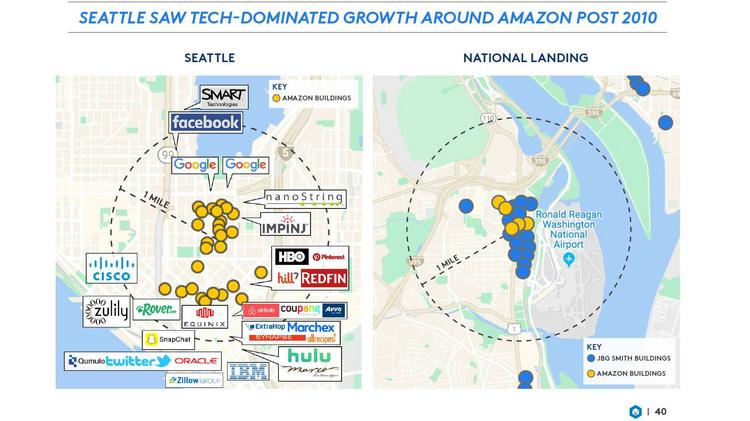 Amazon will attract tech companies to Crystal City, JBG ... on google map, deforestation map, kilimanjaro map, costa rica map, nile map, la paz capital map, danube river map, indus river map, congo river map, yellow river map, yangtze map, brazil map, orinoco map, atacama desert map, rio grande map, andes map, himalayas map, pampas map, buenos aires map, brazilian highlands map,