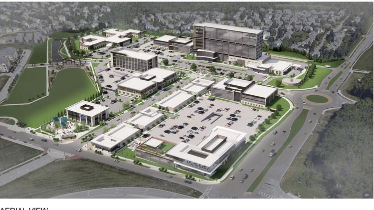 AdventHealth plans hospital, wellness campus near Lenexa