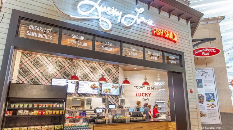 Sea Tac Airport Opens Six New Restaurants As Summer Travel