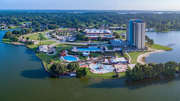 Jimmy Buffett-themed Margaritaville Resort to open first