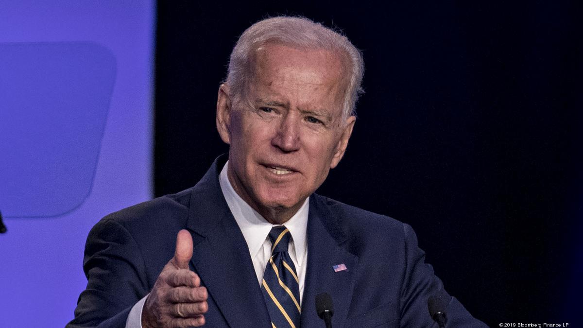Joe Biden, I presume - Bizwomen