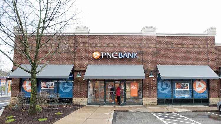 Check out PNC FInancial Services Group's prototype branch
