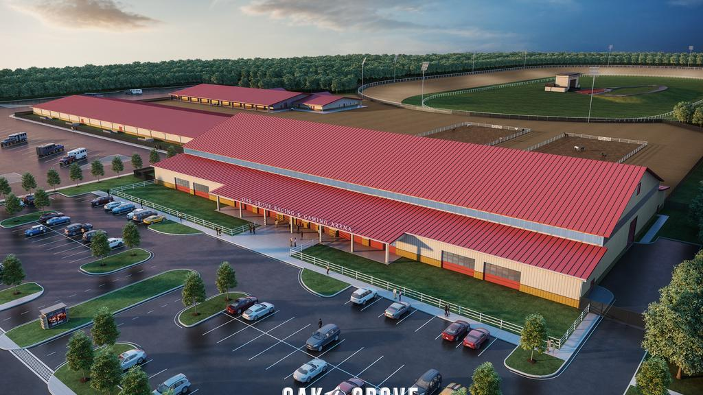 Churchill Downs' new Kentucky racetrack will cost $50 million more than planned