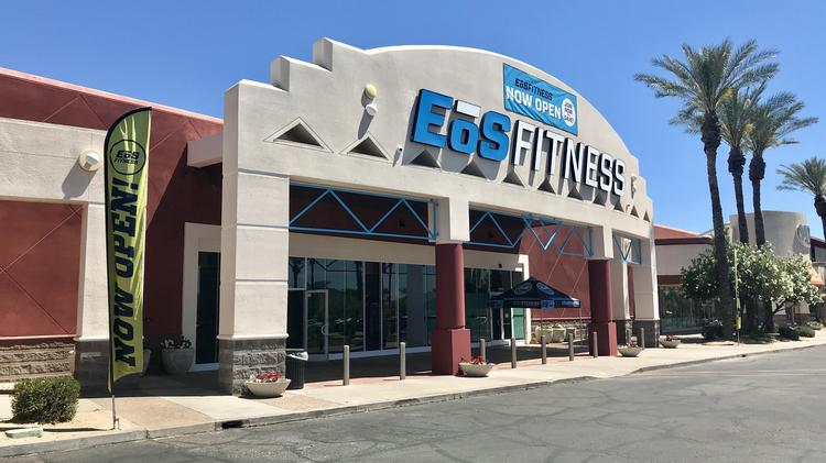 A new Eos Fitness location in north Phoenix.