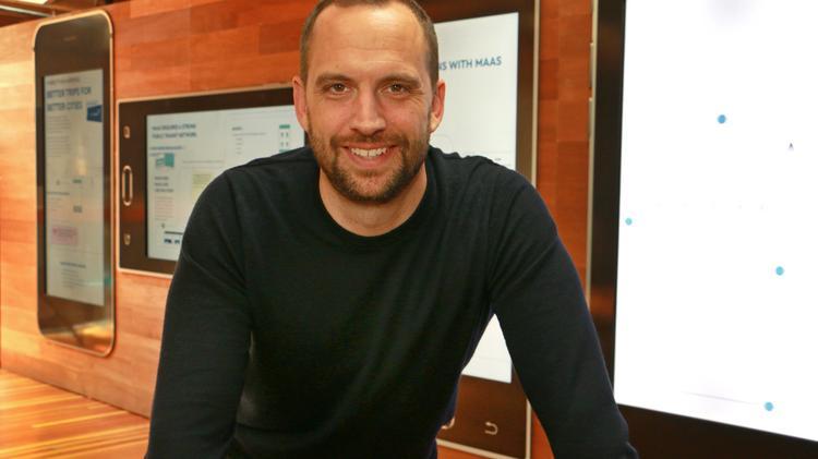 Moovel North America CEO Nat Parker steps down, Jose Valera