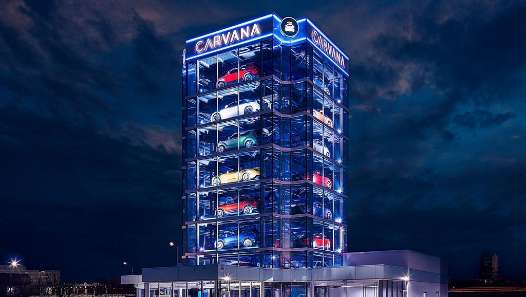Carvana plans car 'vending machine' in East Louisville