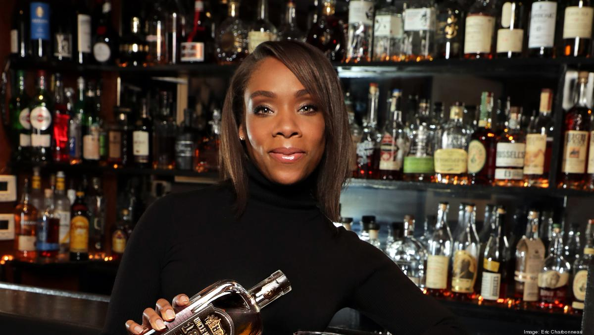 CEO of premium whiskey brand partners with Brown-Forman on diversity -  Bizwomen