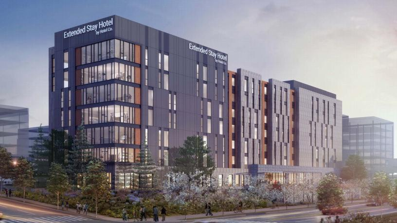 Second Use Seattle >> Simon Property Group plans two hotels at Seattle's ...