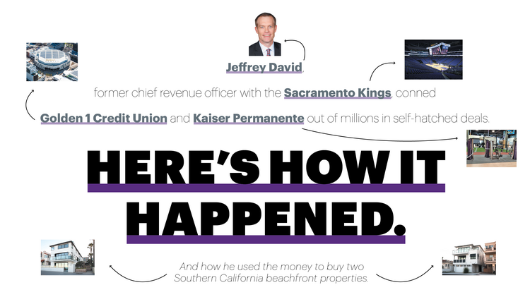 How Kings executive Jeffrey David stole millions