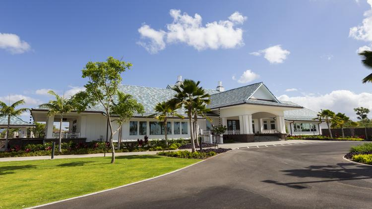 Hoakalei Country Club's new clubhouse tees up for a debut