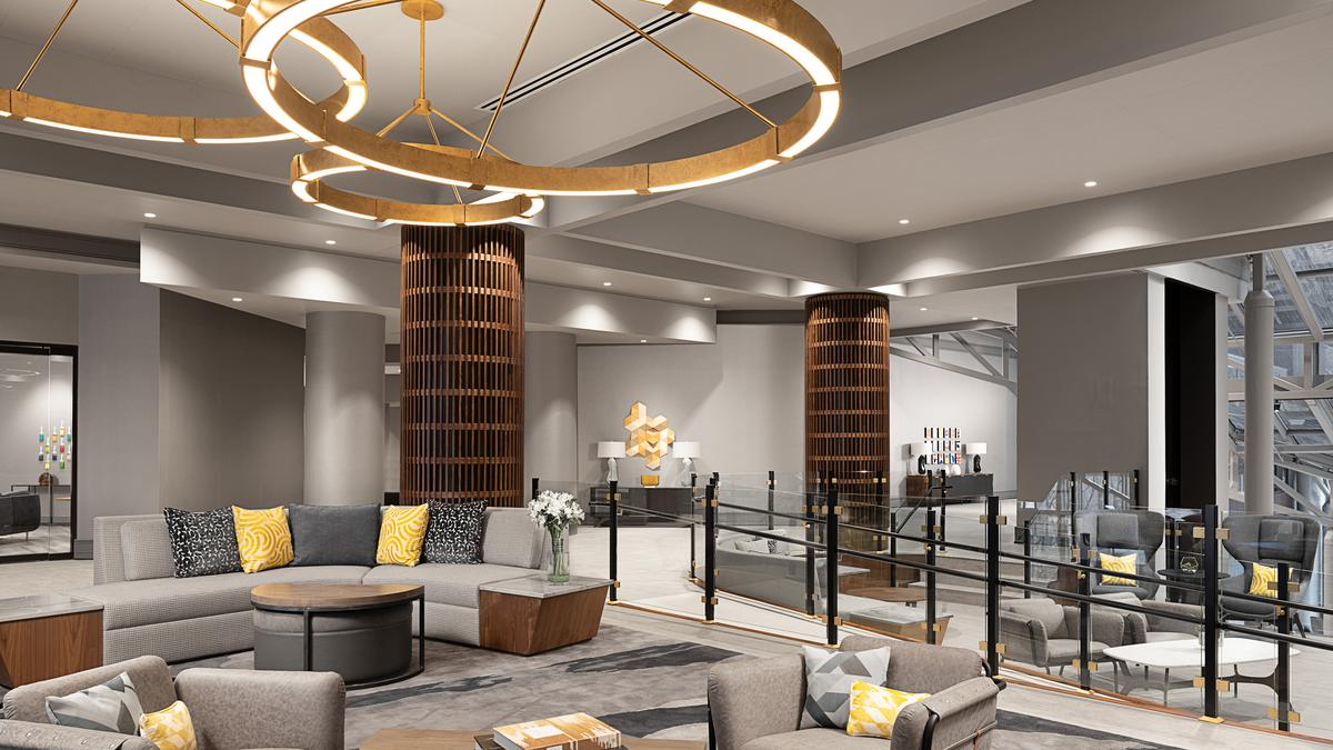 Dunwoody Hotels Expand For Leisure Business Travelers Atlanta Business Chronicle