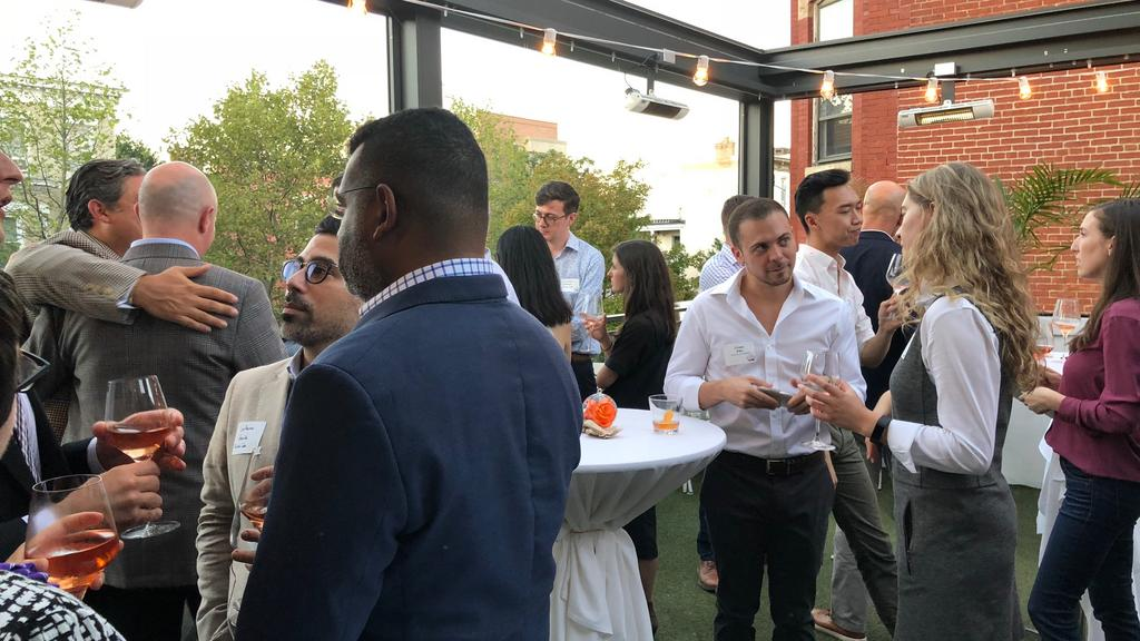 New group aims to support D.C.'s LGBTQ commercial real estate community