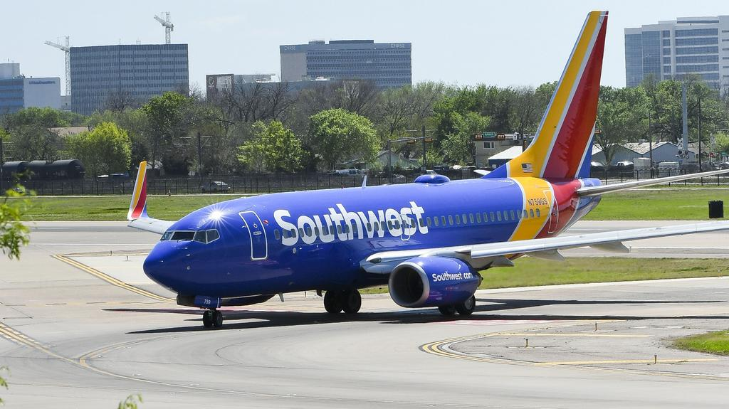 Southwest CEO calls Delta 'squatters' at Dallas Love Field