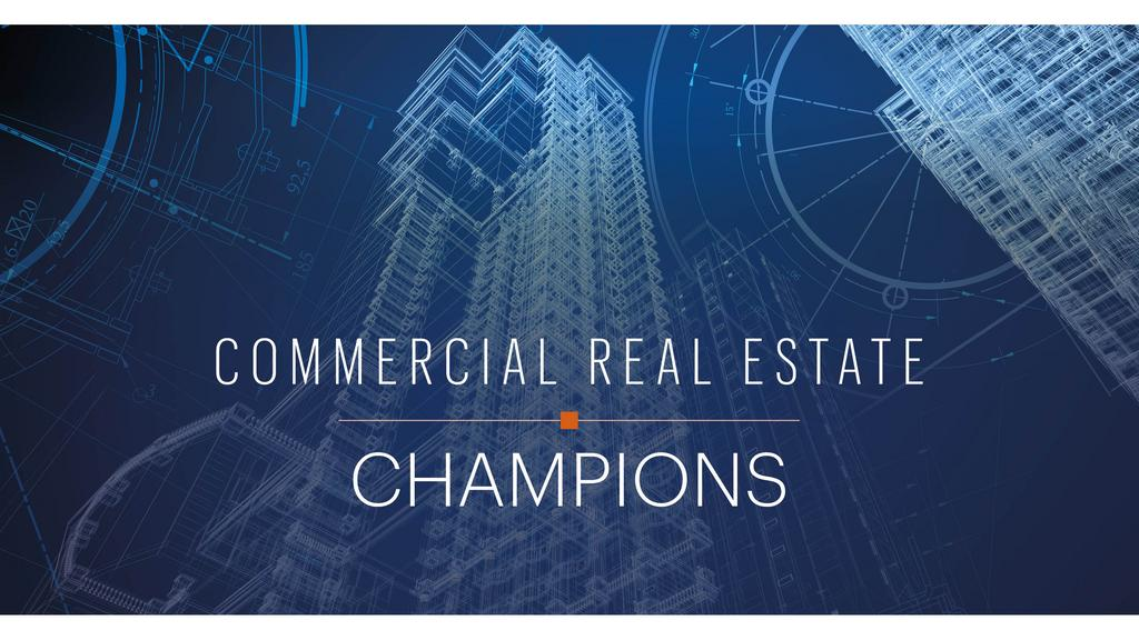 See the winners of our Commercial Real Estate Champions awards (GALLERY)