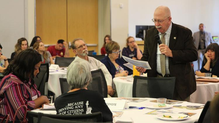 Better job programs could stem revolving prison doors, forum