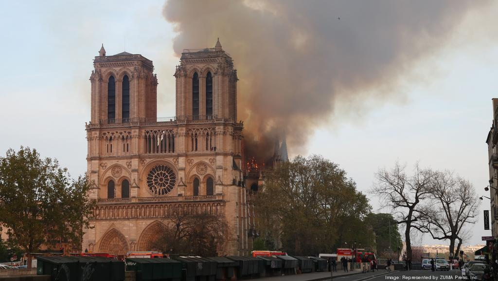 Some thoughts about the tragedy of Notre Dame cathedral