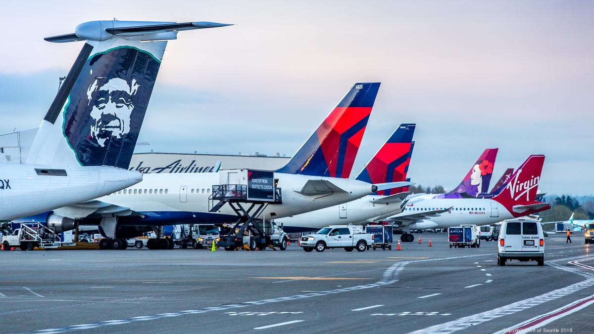 Seattle airport sees rise in airfield incidents - Puget ...