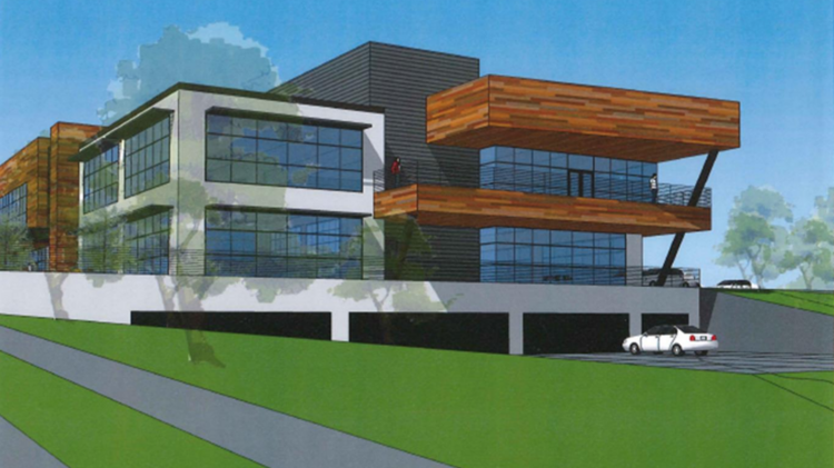 df47cb750925d Hubbard Broadcasting is planning a new office and broadcasting center in  Oakley.